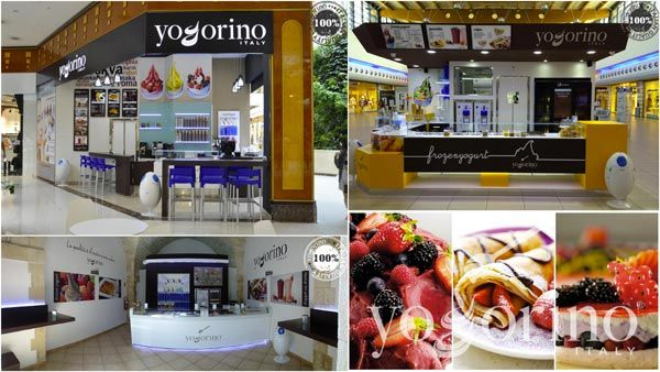 yogorino yogurt