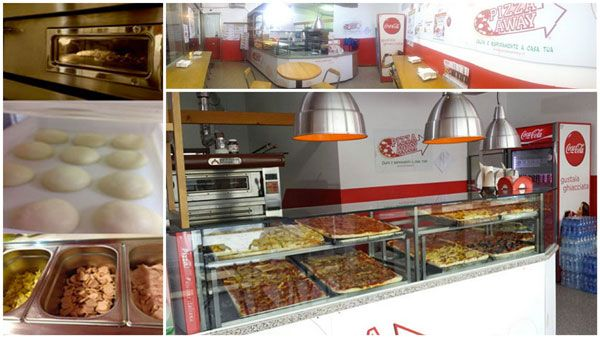 pizza away franchising