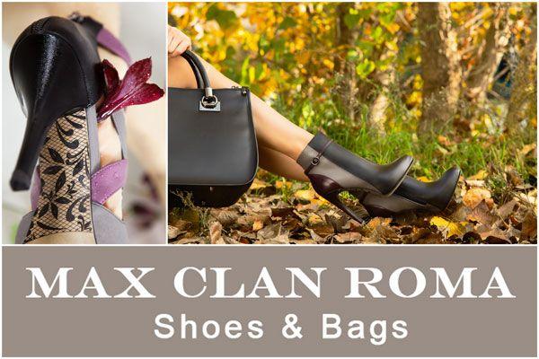 max clan roma scarpe
