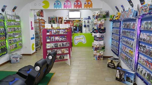 negozio gameup