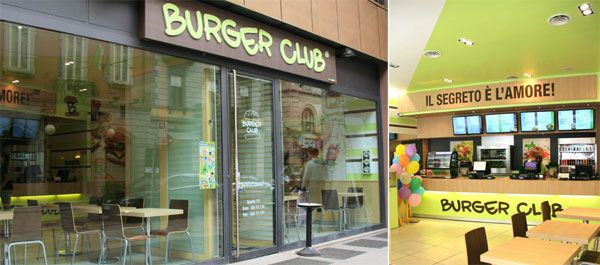 burger club franchising