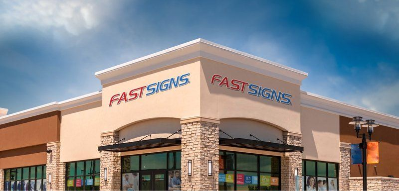 FASTSIGNS Franchise