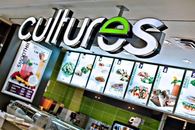 Cultures Fast Food Franchise