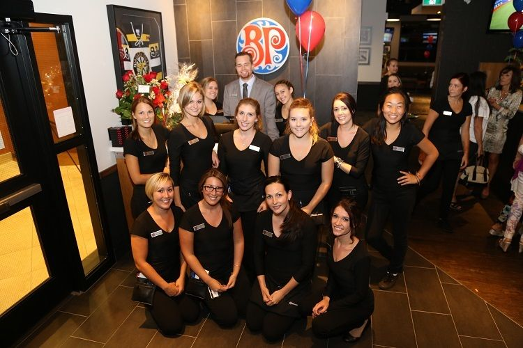 Boston Pizza Franchise Staff