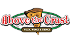 Above the Crust Pizza Wings & Things Logo