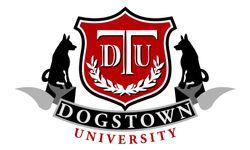 Dogstown University Logo