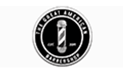 Great American Barbershop Logo