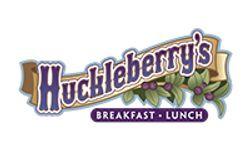 Huckleberry's Breakfast & Lunch Logo
