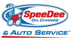 SpeeDee Oil Change & Auto Service® Logo