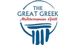 The Great Greek Logo