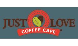 Just Love Coffee Cafe Logo