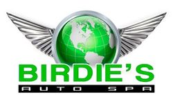 Birdie's Auto Spa Logo