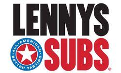 Lenny's Sub Shop Logo