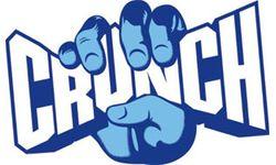 Crunch Fitness Franchise Logo