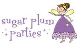 Sugar Plum Parties Logo