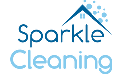 Sparkle Cleaning Logo