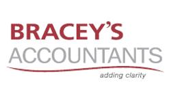 Bracey's Accountants Logo