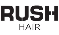 RUSH Hair Logo
