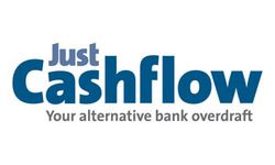 Just Cash Flow PLC  Logo