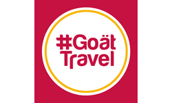 #Goät Travel Logo