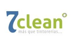 7 Clean Tintorerías Logo