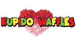 KUPIDO WAFFLES Logo