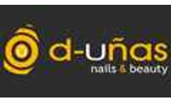 d-uñas Nails & Beauty Logo