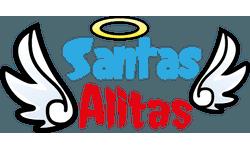 Santas Alitas Logo