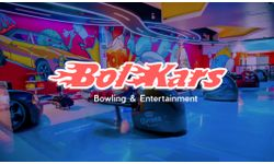 BOLKARS Bowling Entertainment Logo