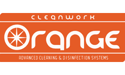 Cleanwork Orange Logo