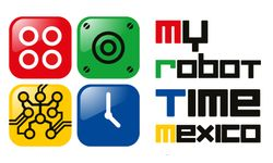 My Robot Time Logo