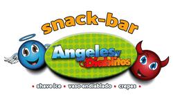 Angeles y Diablitos Logo