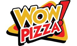 Wow Pizza Logo