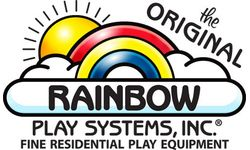 Rainbow Play Systems, Inc. Logo