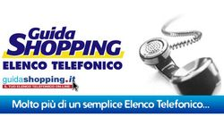 Guida Shopping: elenco telefonico cartaceo e Web Logo