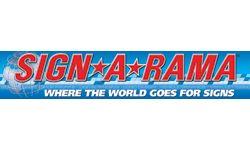 SIGN*A*RAMA  Il franchise di comunicazione visiva n°1 al mondo Logo