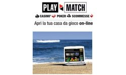 Play Match: Casinò on-line, Poker on-line, Scommesse  Sportive on-line. Logo