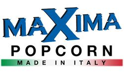 Maxima Pop Corn: distributore automatico pop-corn Logo