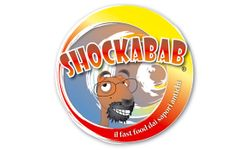 Shockabab - franchising kebab Logo
