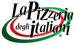 La pizzeria degli Italiani Logo