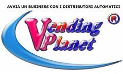 Vending Planet Logo