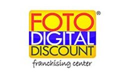Foto Digital Discount Logo