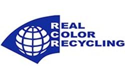 Real Color Recycling Logo
