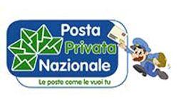Posta Privata Nazionale Logo