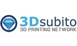 3Dsubito Logo