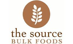 the source BULK FOODS Logo