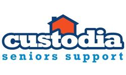 Custodia Seniors Support Logo