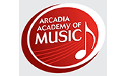 Arcadia Academy of Music  Logo