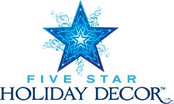 Five Star Holiday Decor Logo