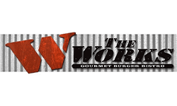 The WORKS Gourmet Burger Bistro Logo